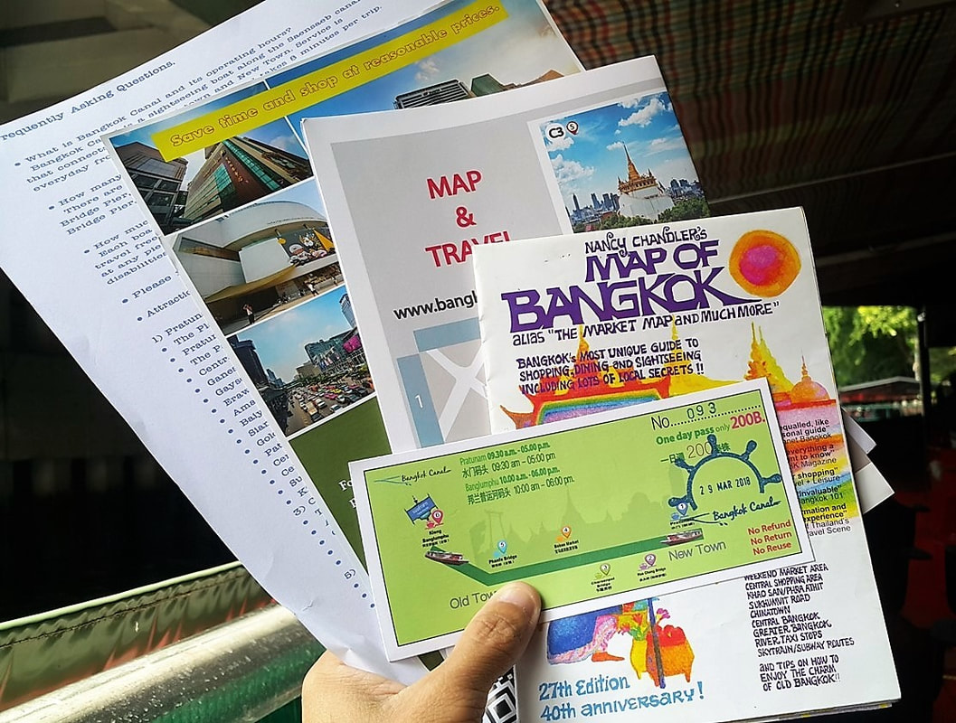 Thailand travel if interested in spending more time in old bangkok check out our latest edition of nancy chandlers map of khao san available as a pdf fandeluxe Gallery