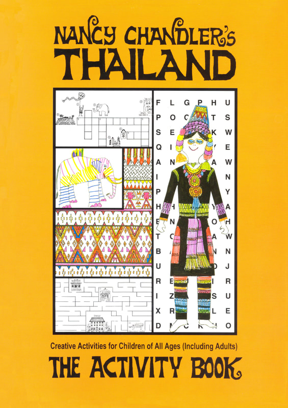 Nancy Chandlers Thailand Activity Book PDF