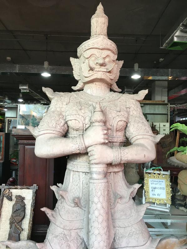 Vintage Retro Chatuchak Bangkok Finds