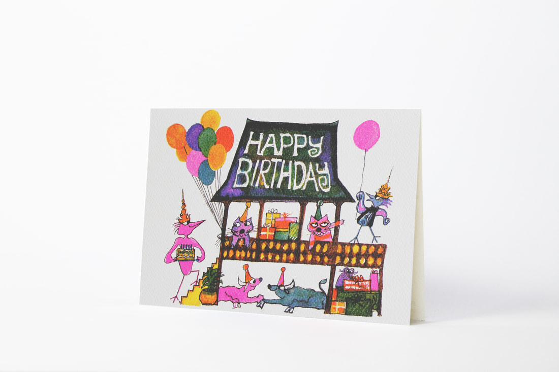 Nancy Chandlers Full Greeting Card Selection